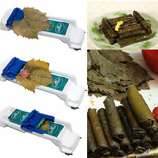 Rolling Machine Yaprak Sarma Dolma Stuffed Grape Vine Leaves Spring Roller