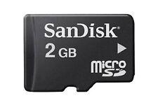 SanDisk 2GB MicroSD Memory Card