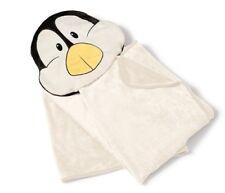 Fleecedecke Kinder Decke 144x120 cm Pinguin Ilja Plüsch als Kissen faltbar Nici
