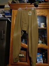 USMC Polartec Grid Fleece Pants Trouser Coyote Brown Size Large Regular  LR  NWT