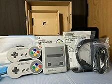 Nintendo Classic Mini Family computer NES Console & Controller 2 Set  & 21 Games