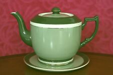 W & R Carlton ware Stoke on Trent Teapot Tea Pot Vintage Ceramic