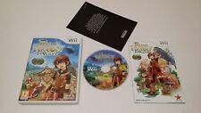 Rune Factory Frontier (Nintendo Wii) European Version PAL
