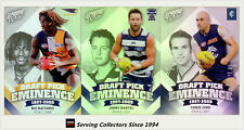 2013 Select AFL Prime Draft Pick Eminence DPE55 Grant Birchall (Hawks)