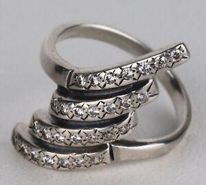 Ring STERLING Silver 925 Fashion JEWELRY Woman GIRL Gift UKRAINE Ukrainian Size