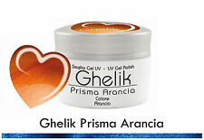 Miss Ky Esmalte Gel UV GHELIK Prisma Naranja Profesional De uñas 4gr por KyLua