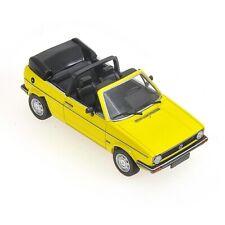 1:43 Volkswagen Golf Cabriolet 1980 1/43 • MINICHAMPS 400055130 #