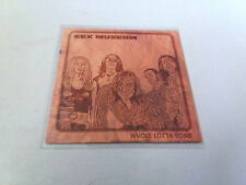 "SEX MUSEUM ""WHOLE LOTTA ROSIE"" CD SINGLE 1 TRACKS COMO NUEVO"