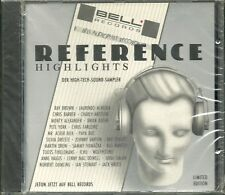 Reference Highlights I Various CD Bell Records Neu OVP Sealed OOP