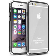 Étuis, housses et coques noirs métalliques iPhone 6 pour téléphone mobile et assistant personnel (PDA)