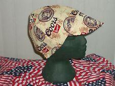 Coors :: Red's American Made Welding, Biker Hat 4 Working Men$7:50
