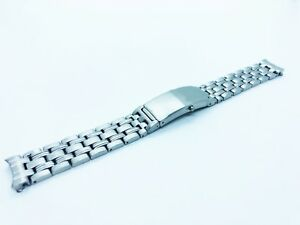 20mm Solid Stainless Steel Strap/Bracelet fit Omega SeaMaster  Watch