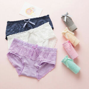 Woman Sexy Lace G-string Briefs Panties Thongs Knickers Lingerie Lace Underwear