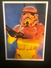 Star Wars 5 x 7 The Empire Strikes Back Topps Photo Card