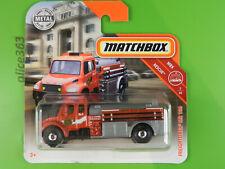 Matchbox 2019 -   Freightliner M2 106  -  MBX Rescue  -  48  -  neu in OVP