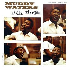 Muddy Waters - Folk Singer 2 x Vinyl LP Universal APB 1483-45