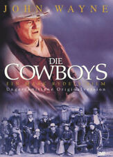 COWBOYS - John Wayne - DVD* NEU*OVP