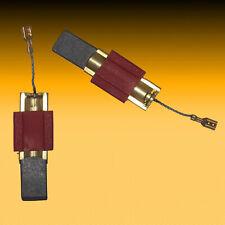 Motore Carbone ripararli Ammortizzatori Miele senza pacchetto W 865 risciacquo lampeggia incl