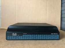 Cisco 1941 Router (Cisco 1941/K9) with IPBaseK9 License CCNA CCNP CCIE