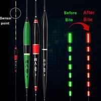 Smart Fishing Led Light Float Bite Alarm Color Change Automatic Electronic Night