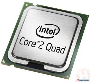 PROCESSORE Intel Core 2 Quad CPU Q9500 2.83GHz/6M/1333 POTENTE
