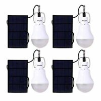 Home Bulb Outdoor & Indoor Solar Powered LED Lighting System Solar Light 15W