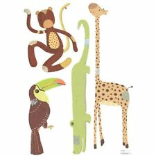 Stickers Animaux Afrique déco murale African animals Wall decor Tiere Wandtattoo