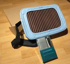 SunWizzard Solar Tasche mit Power Bank - Neu mit Originalverpackung