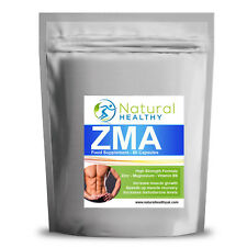120 ZMA - High Strength ZMA Tablets - UK Supplement Testosterone Booster