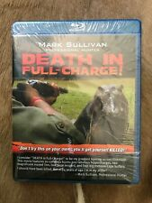 Death in Full Charge African Hunting Video with Mark Sullivan Blu-Ray