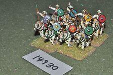 25mm medieval / turkish - seljuk cavalry 8 cavalry - cav (14930)