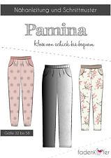 Papierschnittmuster Pamina erwachsene
