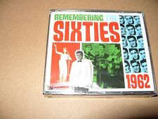 Remembering The Sixties 1962 Readers Digest 3 cd 62 tracks 2006 NEW & Sealed