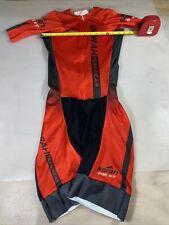 Borah teamwear OTW Tri triathlon suit Large L  (7754-9)