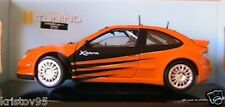 CITROEN XSARA TUNING SPORT ORANGE & NOIR 1/18 SOLIDO 15118 1:18 DIE CAST MODEL