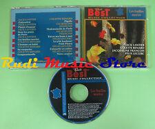 CD BEST MUSIC FEUILLES MORTES compilation PROMO 1995 LANTIER RENARD (C19) no mc
