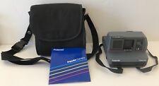 Vintage Polaroid Impulse Instant Camera With Polaroid Carry Case