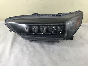 2018 2019 2020 Acura TLX LH Left Driver OEM Full LED Headlight