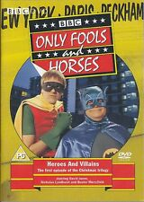 ONLY FOOLS AND HORSES - HEROES AND VILLAINS (DVD 2004)