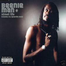 Beenie Man Street 3TRX REMIXS Austrlia CD Single Ms DYNAMITE SEALED USA Seller