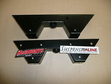 mcgaughys 73-87 chevy c10 pick up truck c notch with flip kit new 33152 33156