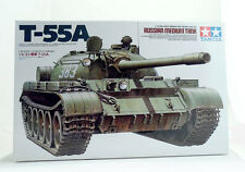 TAMIYA 35257 - T55 T-55 A Russian Medium Tank - Maquette Char Russe - 1/35 Model