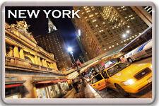 NEW YORK #2 FRIDGE MAGNET SOUVENIR IMÁN NEVERA