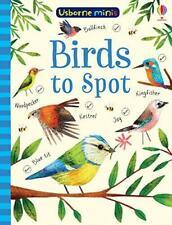 Birds to Spot by Sam Smith
