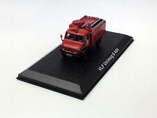 Atlas 1:72 VLF Unimog S 404 Fire Engine Diecast Metal Model