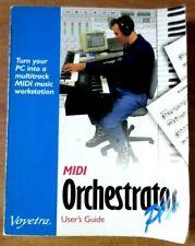 MIDI Orchestrator Plus User's Guide