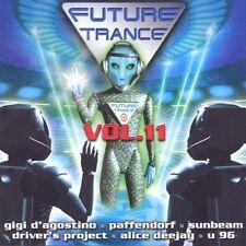 Future Trance 11 (2000) Gigi D'Agostino, Paffendorf, Sunbeam, U96.. [2 CD]