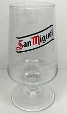 RARE/VINTAGE BEER GLASS SAN MIGUEL