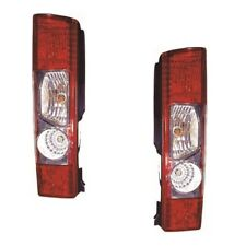 For Peugeot Boxer Mk3 Van 2006-9/2014 Rear Back Tail Lights Lamps Pair OS NS