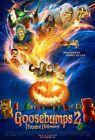 "Goosebumps 2 Haunted Halloween ""B"" 27x40 Original D/S Movie POSTER"
